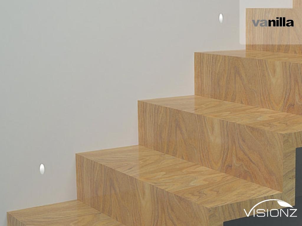 Vanilla Oval Step