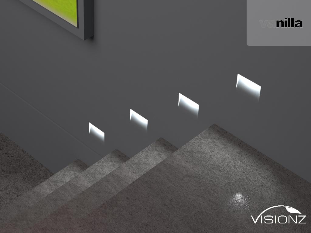 Vanilla Square Step