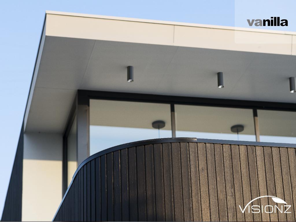 Vanilla Tubo Ceiling Long